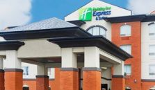 HOLIDAY INN EXPRESS HOTEL & SUITES SLAVE LAKE - hotel Slave Lake