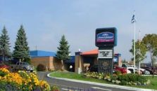 HOWARD JOHNSON PLAZA SUDBURY - hotel Sudbury