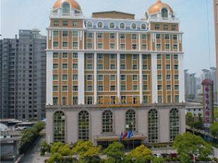golden river view hotel hotel in zhabei shanghai city shanghai