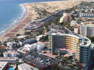 Playa Del Ingles Hotel In Gran Canaria Canary Islands Cheap Hotel