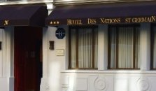 Des Nations Saint Germain - hotel 05arr. Pantheon