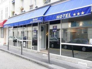 Le 55 Montparnasse Hotel Di 14arr Paris Ile De