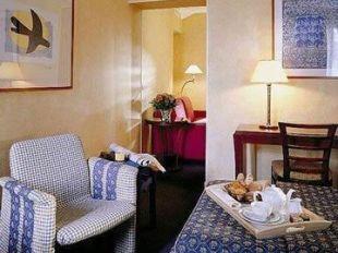 Pavillon Monceau Hotel In 17arr Palais Des Congres Paris Ile De
