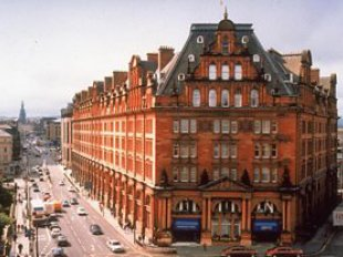 The Caledonian Hilton Hotel In Edinburgh Scotland Cheap Hotel Price
