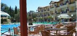 Damia Apartments Corfu Hotel