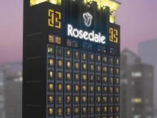 Rosedale On The Park - hotel di Hong Kong