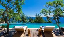Malimbu Cliff Villa - hotel Lombok