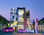 Fave Kusumanegara - hotel Malioboro