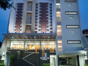Harlys Residence Hotel Di Grogol Barat JakartaTarif Murah