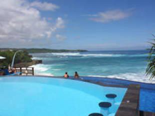 Dream Beach Huts Bali Hotel