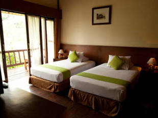 The Green Forest Resort - Bandung hotel