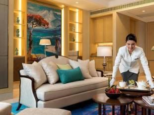 Raffles Hotel Jakarta Di Kuningan Selatan JakartaTarif
