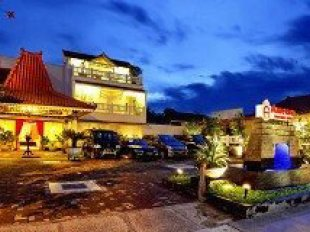 Ameera Boutique Hotel - hotel di Yogyakarta
