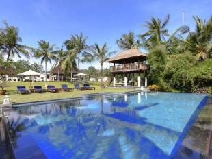 Kailasha Villa Tabanan Hotel Di BaliTarif Murah