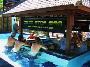 Trawangan Dive Hotel Di Gili Islands Lombok Nusa