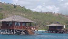 Floating Villa Nirvana Roemah Air - hotel Lombok