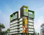 Max One Hotel @ Sabang - hotel Pusat