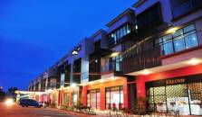 The Centro Hotel and Residence - hotel Batam