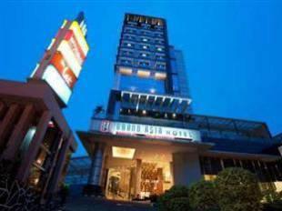 Lokasi Hotel Grand Asia Bandengan