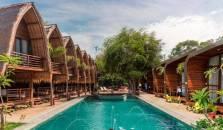Mola Mola Resort Gili Air Lombok - hotel Lombok