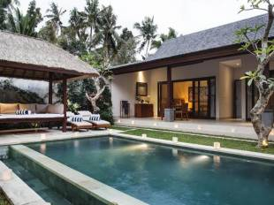 Villa Santun Ubud Hotel Di BaliTarif Murah