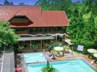 Sari Ater Hotel and Resort - hotel di Subang