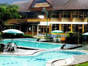 Sari Ater Hotel and Resort - hotel di Subang