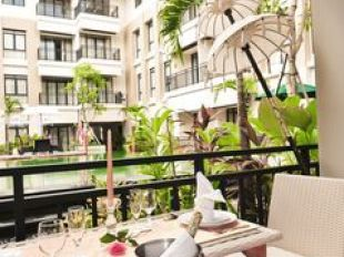 Grand kuta hotel and residence hotel di legian bali tarif for Terrace 8 residence kuta