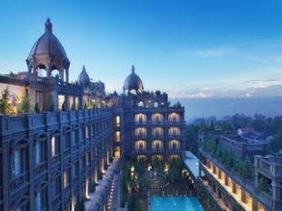GH Universal Hotel Di Setiabudi Bandung Jawa BaratTarif Murah