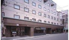 Blue Wave Inn Hiroshima - hotel Hiroshima
