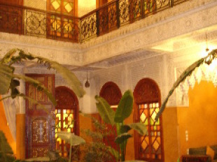 Riad Jardin Secret Hotel In Marrakech Cheap Hotel Price