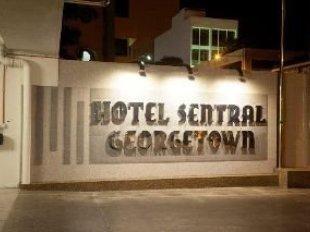 Hotel Sentral Georgetown Di George Town Penang Island