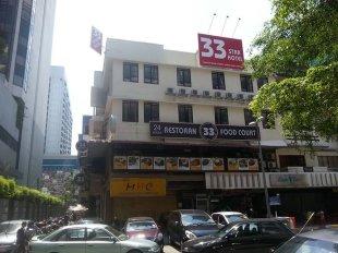33 Star Hotel Di Bukit Bintang Kuala LumpurTarif Murah