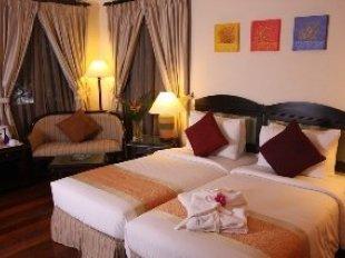Sibu Island Resort Mersing Hotel