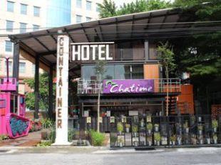 Container Hotel Di Bukit Bintang Kuala LumpurTarif Murah