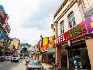 Rainforest Hotel Chinatown Di Kuala LumpurTarif