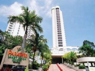 Rainbow Paradise Beach Resort Penang Penang Island Hotel
