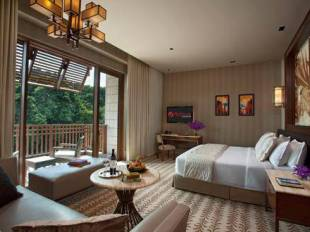 Equarius Hotel - Resorts World Sentosa - Singapura -