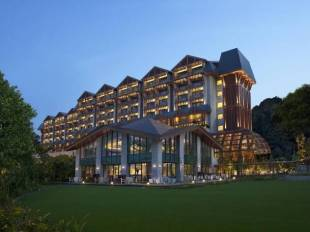 Equarius Hotel - Resorts World Sentosa - Singapura hotel