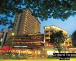 Orchard Parade - hotel Wilayah Orchard Road