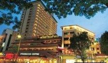 Orchard Parade - hotel Wilayah Orchard Road
