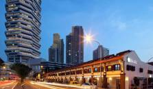 Clover 33 Jalan Sultan - hotel Singapura
