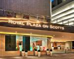 Royal Plaza Hotel on Scotts Singapore - hotel Wilayah Orchard Road