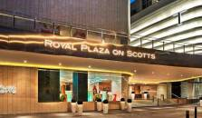 Royal Plaza Hotel on Scotts Singapore - hotel Singapura