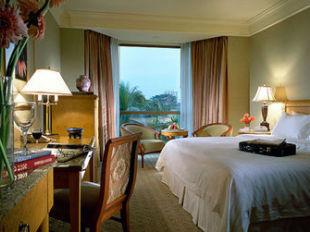 Sheraton Towers Singapore Hotel Di Newton