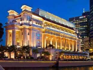 The Fullerton Bay Hotel Singapore Number Of Rooms