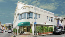 Sandpiper Hotel - hotel Singapura