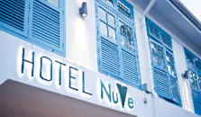 NuVe Hotel - hotel Singapura