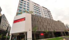 Parc Sovereign Hotel - Albert St - hotel Singapura