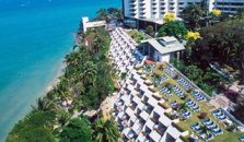 Royal Cliff Terrace - hotel Pattaya